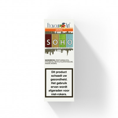 FlavourArt - Soho