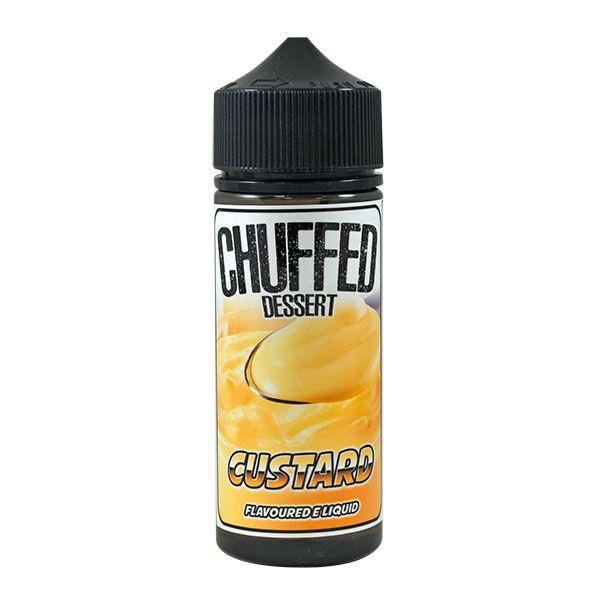 Chuffed Dessert - Custard