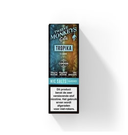 Twelve Monkeys - Tropika (Nic Salt)