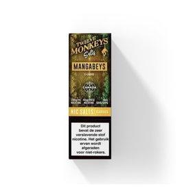 Twelve Monkeys - Mangabeys (Nic Salt)