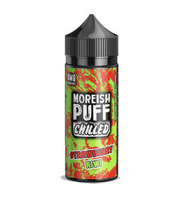 Moreish Puff - Chilled Strawberry Kiwi