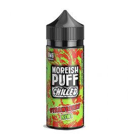 Moreish Puff - Gekühlte Erdbeer-Kiwi