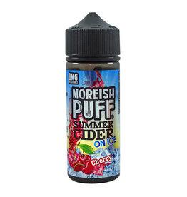 Moreish Puff - Summer Cider On Ice Cherry