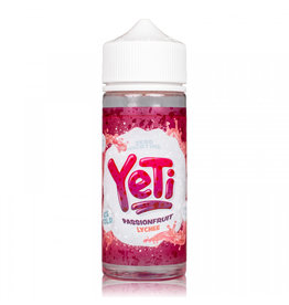 Yeti Ice - Cold Passionfruit Lychee