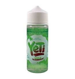 Yeti Ice - Kalte Apfel-Cranberry