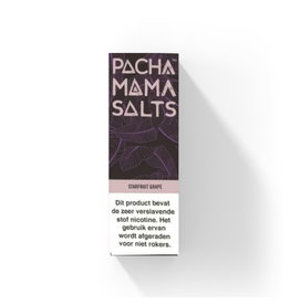 Pacha Mama - Salts Starfruit Grape (Nic Salt)