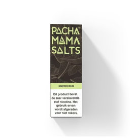 Pacha Mama - Honigtau Melone (Nic Salt)