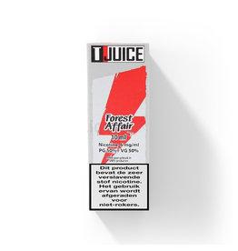T-Juice E-Liquid - Forest Affair
