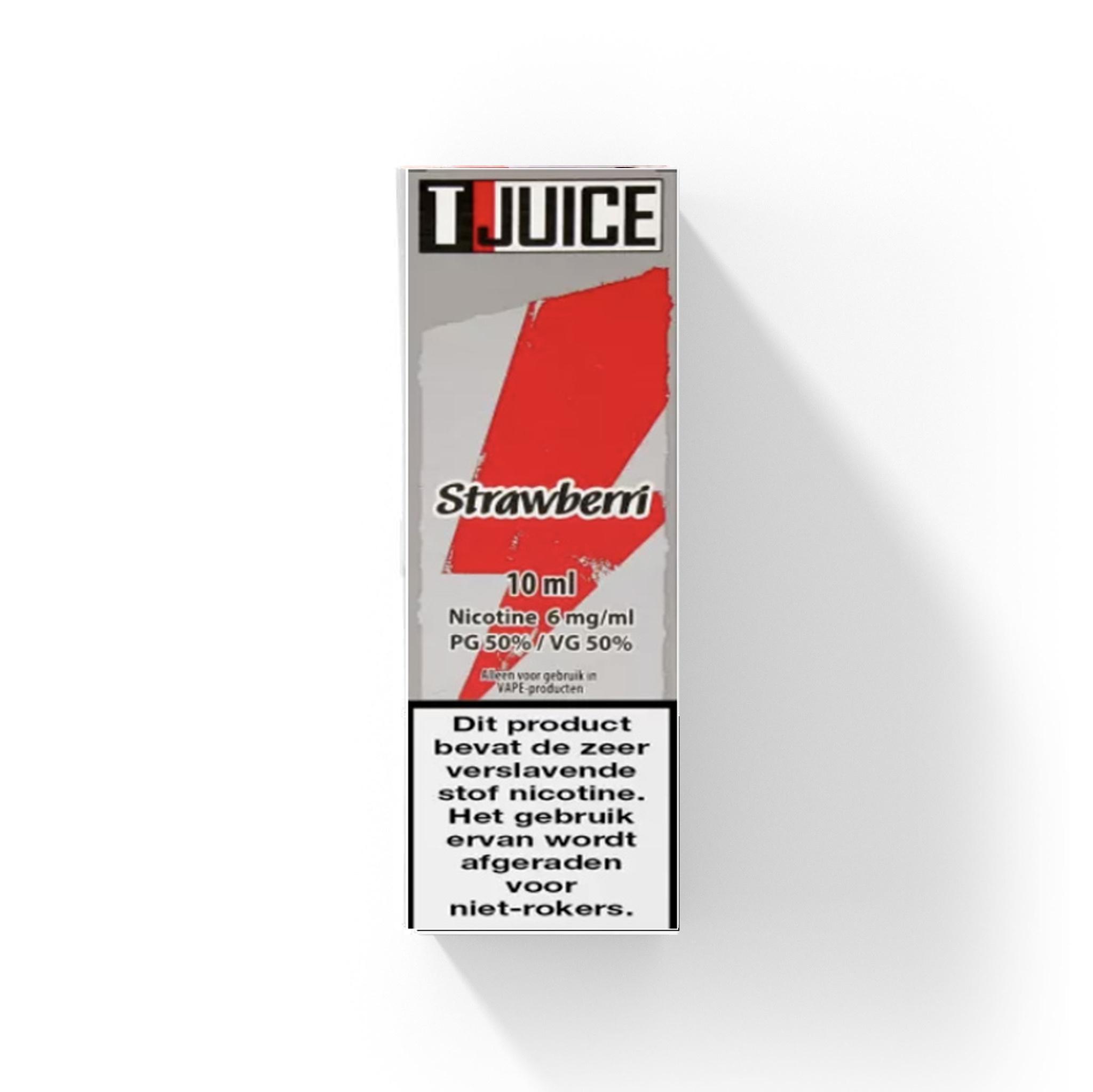 T-Juice - Strawberri