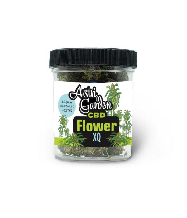 Astri Garden CBD Flower - XQ - 20%