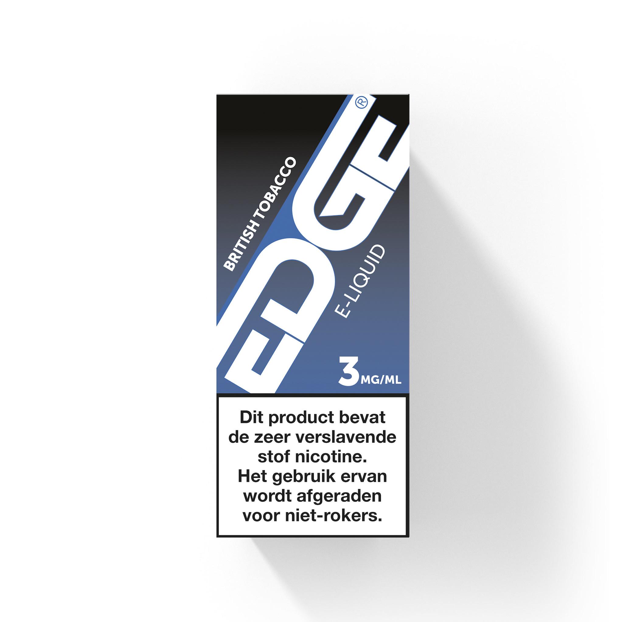 Edge - British Tobacco