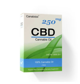 CBD Cannabis Oil - 10ml