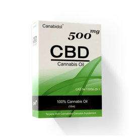 CBD Cannabisöl - 10 ml