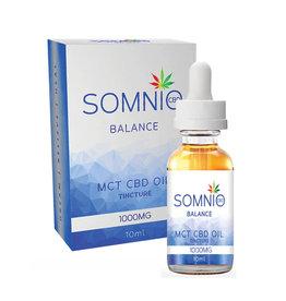Somnio Balance MCT CBD Öltinktur - 10ml