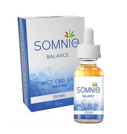 Somnio Balance MCT CBD Oil Tincture - 10ml