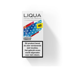 Liqua 4S - American Blend