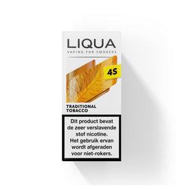 Liqua 4S - Traditioneller Tabak