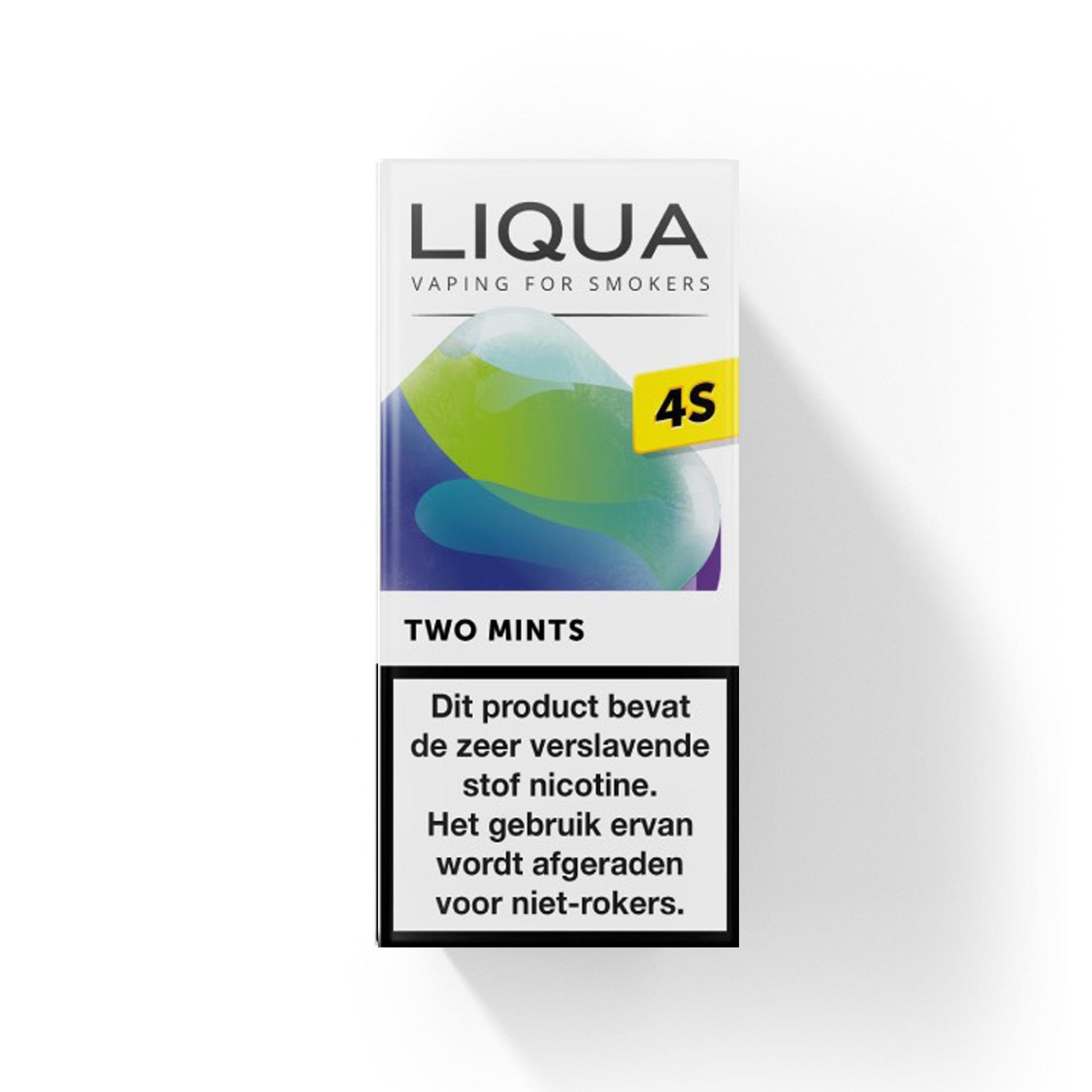 Liqua 4S - Two Mints