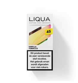 Liqua 4S - Vanille-Tabak