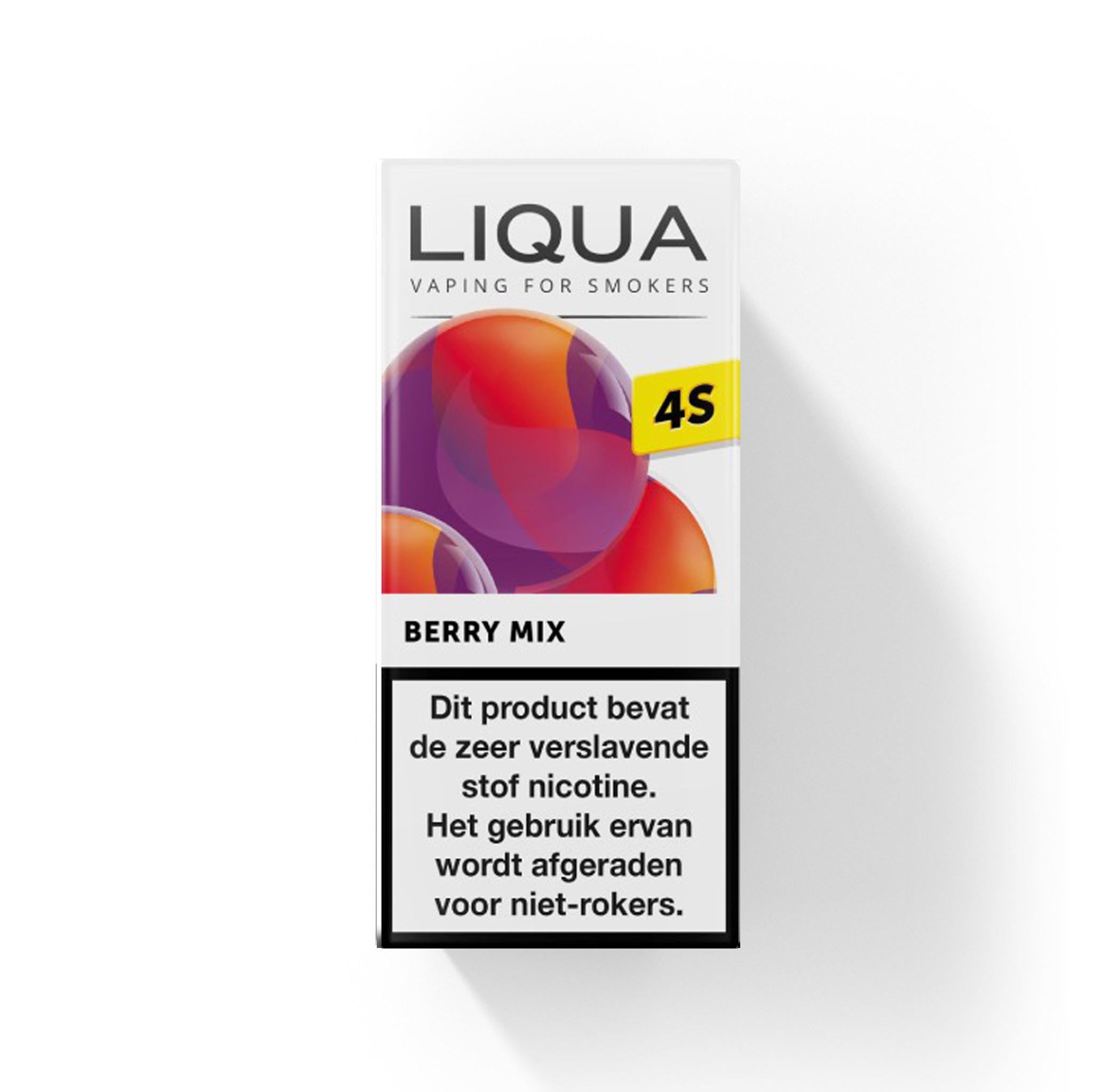 Liqua 4S - Berry Mix