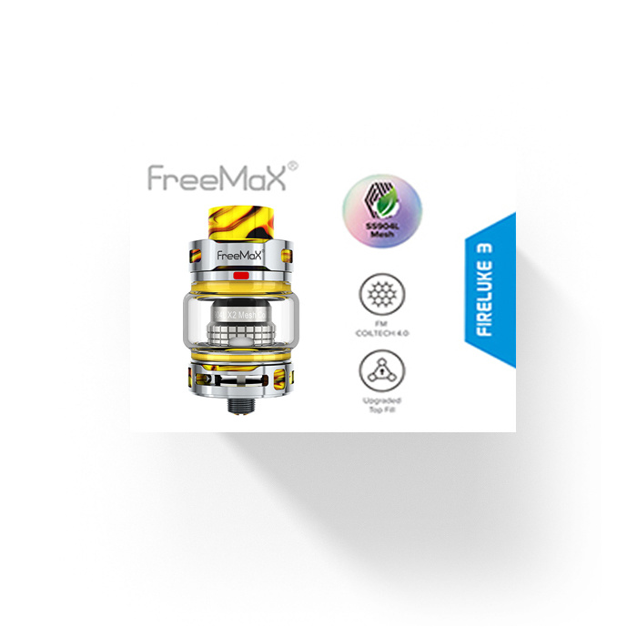 Freemax Fireluke 3 Clearomizer - 2ml