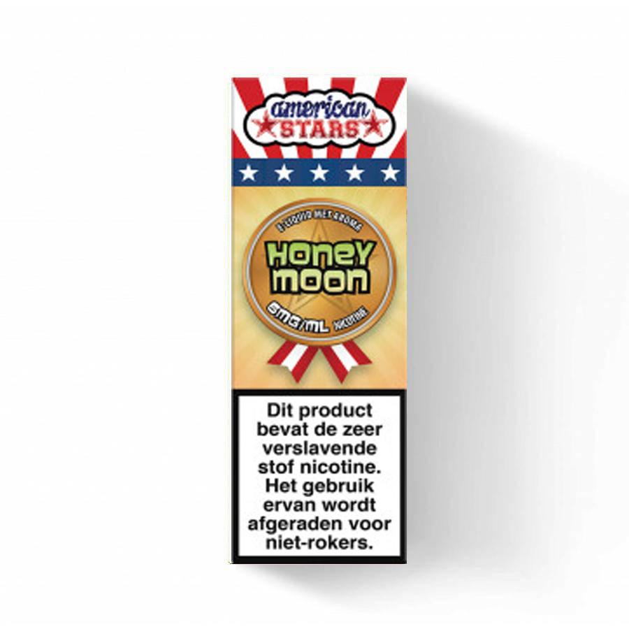 Amerikanische Sterne Honey Moon