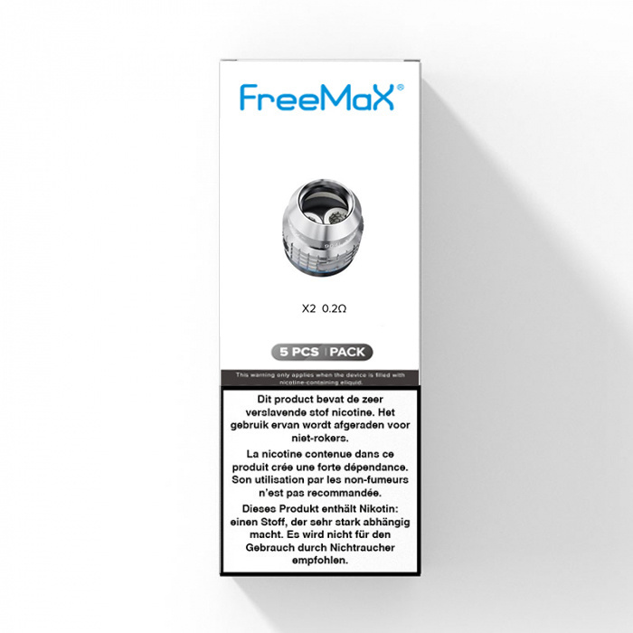 Freemax 904L X Coils - 5Pcs