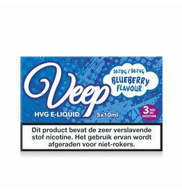 Veep Blueberry- 5x10ml