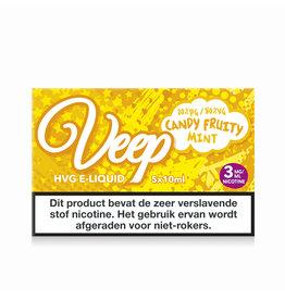 Veep Candy Fruity Mint- 5x10ml