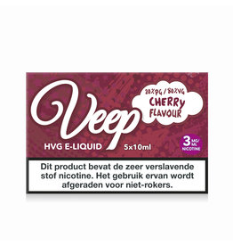 Veep Cherry- 5x10ml