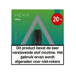 """Hexa Pods 2.0 - Apple """"Nic Salt"""" (2 Stück)"""