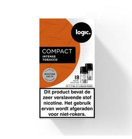 Logic Compact Pod - Intensiver Tabak - 2St