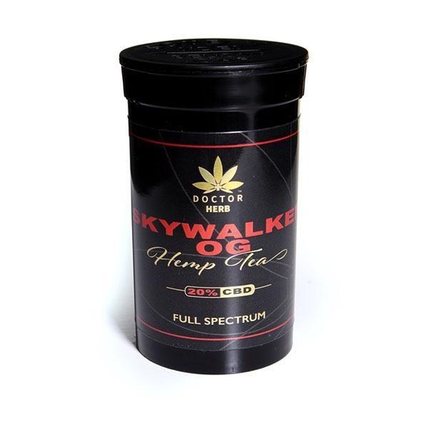 Doctor Herb - Skywalker OG Flower - 20% CBD/ 0.02 THC