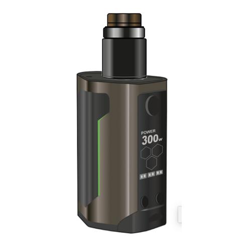 Advanced E-Cigarette