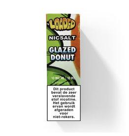 """Geladen - glasierter Donut """"Nic Salt"""""""
