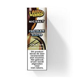 "Geladen - Schokoladenglasur ""Nic Salt"""
