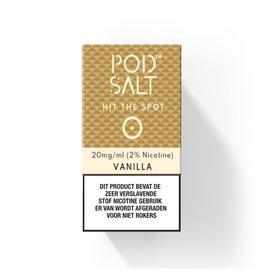 Schote Salz Vanille
