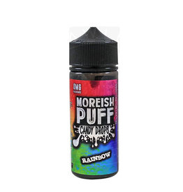 Moreish Puff - Candy Drops Rainbow