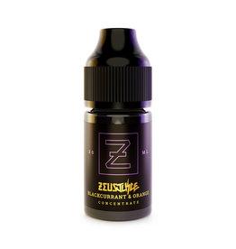 Zeus Juice Blackcurrant and Orange