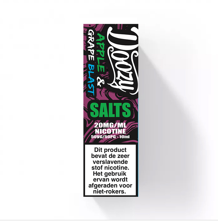 Doozy Salts  - Apple & Grape Blast