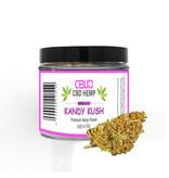 CBUD Flower - Kandy Kush - 20% CBD/< 0.2 THC