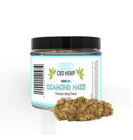 CBUD-Blume - Diamantdunst - 20% CBD / 0,02 THC