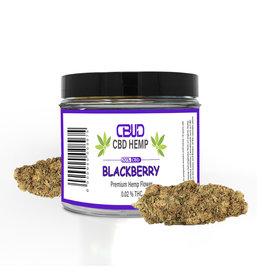 CBUD-Blume - Brombeere - 20% CBD / 0,02 THC