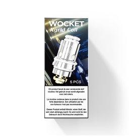 SnowWolf Wocket X-Grid Spulen - 5St