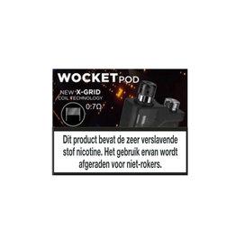 SnowWolf Wocket Pod 2ml - 1Pcs