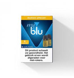 Blu POD - Mango Aprikose - 2 Stück
