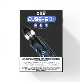 OBS Cube S Vape Kit - 80W