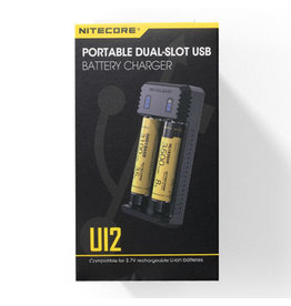 Nitecore UI2 charger
