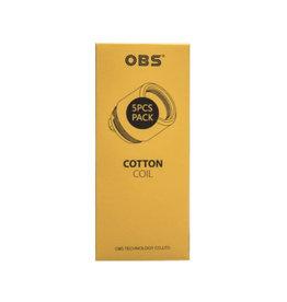 OBS Cotton Coil - 5Pcs