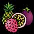 Exotische Fruchtaromen